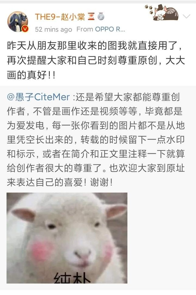 The9 Triệu Tiểu Đường lại tiếp tục dính phốt EQ thấp, không tôn trọng bản quyền ảnh 4