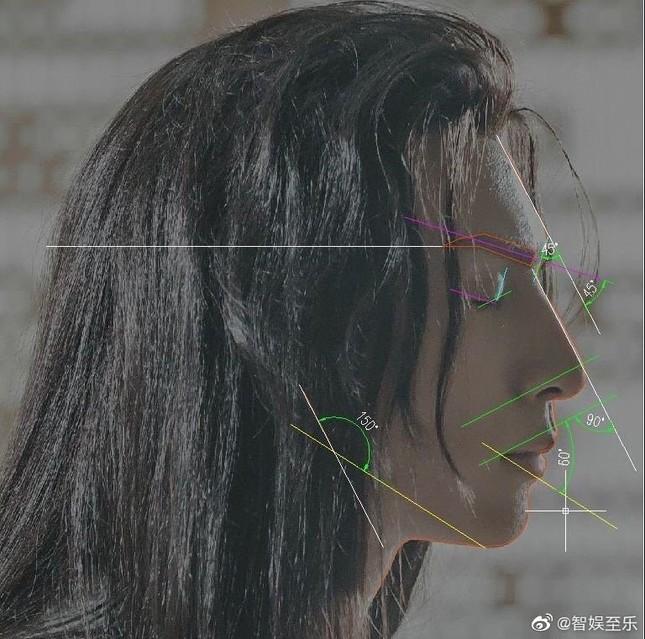 La Vân Hi lão hóa ngược, ảnh thẻ 10 năm trước cực xuất sắc và sở hữu gương mặt tỉ lệ vàng ảnh 9