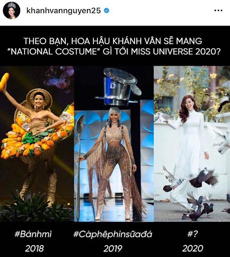 Hoa hậu Khánh Vân đã chuẩn bị những gì cho kỳ thi khó mang tên Miss Universe 2020? ảnh 6