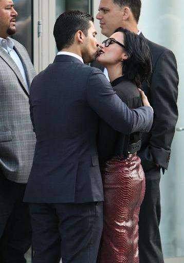 Đây là lý do Demi Lovato nhất quyết không làm bạn với người yêu cũ  ảnh 1