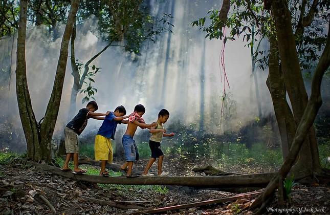 Cuộc thi viết Trà sữa cho tâm hồn: Những ống bơ mùa Đông ấm mãi tuổi thơ tôi ảnh 3