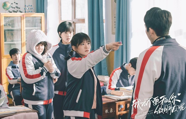 5 phim truyền hình Hoa ngữ xuất sắc nửa đầu năm 2020: Cổ trang hay thanh xuân đều có đủ! ảnh 10