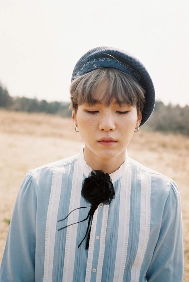 Trong thế giới fangirl: Min Yoongi là cây xương rồng đẹp nhất trong lòng mình ảnh 3