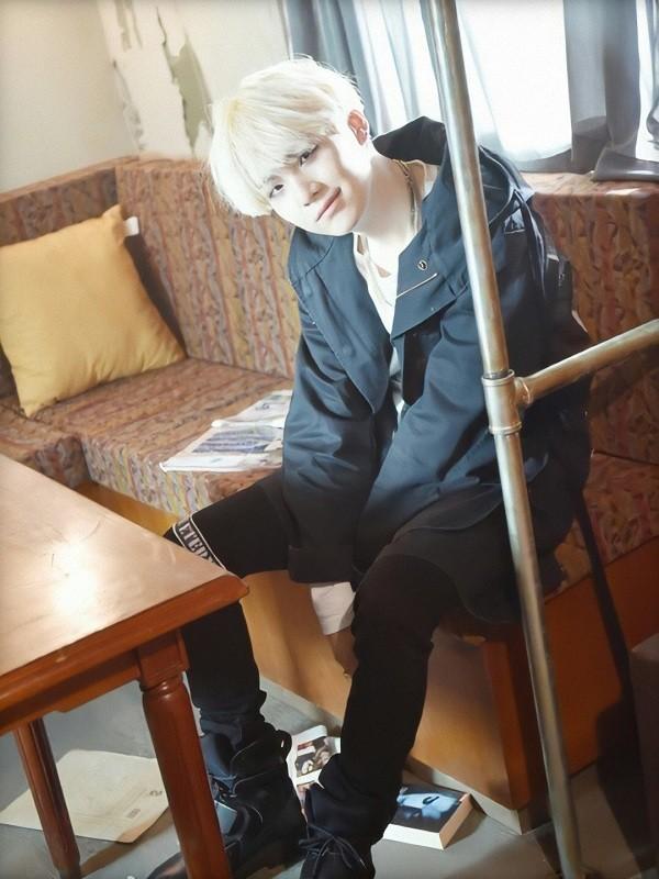 Trong thế giới fangirl: Min Yoongi là cây xương rồng đẹp nhất trong lòng mình ảnh 4