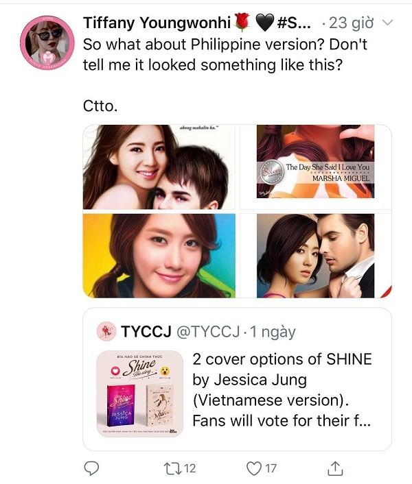 Tiểu thuyết đầu tay của Jessica Jung: Fan quốc tế lùng mua bản tiếng Việt ảnh 12