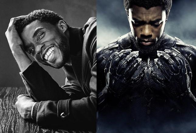 """Cảm động khi """"Black Panther"""" Chadwick Boseman tiếp thêm sức mạnh cho trẻ mắc bệnh ung thư ảnh 6"""