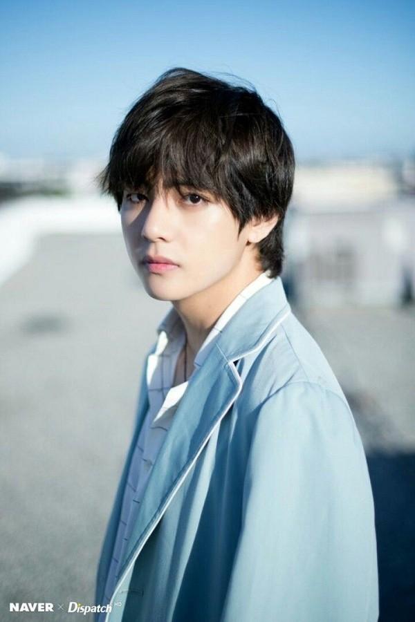 Trong thế giới fangirl: Taehyung à, với cậu khoảng trời nào là đẹp nhất? ảnh 3