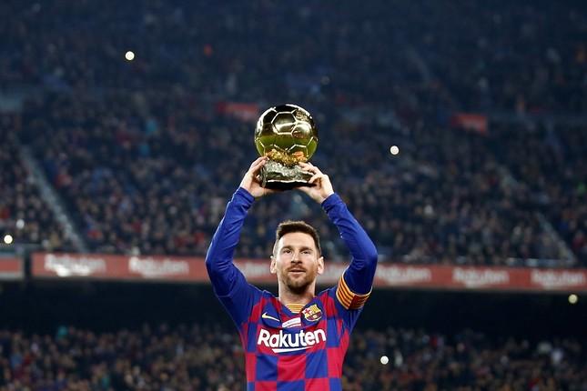 Trong thế giới fangirl: Lionel Messi là một ngôi sao giúp cuộc sống của tôi thêm rực sáng ảnh 3