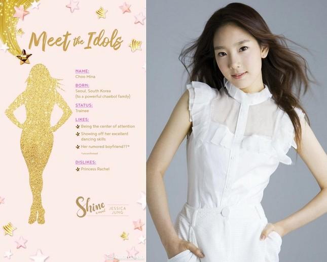 """""""Shine"""" của Jessica Jung: Ai là nam idol khiến nữ chính suýt tiêu tan sự nghiệp? ảnh 4"""