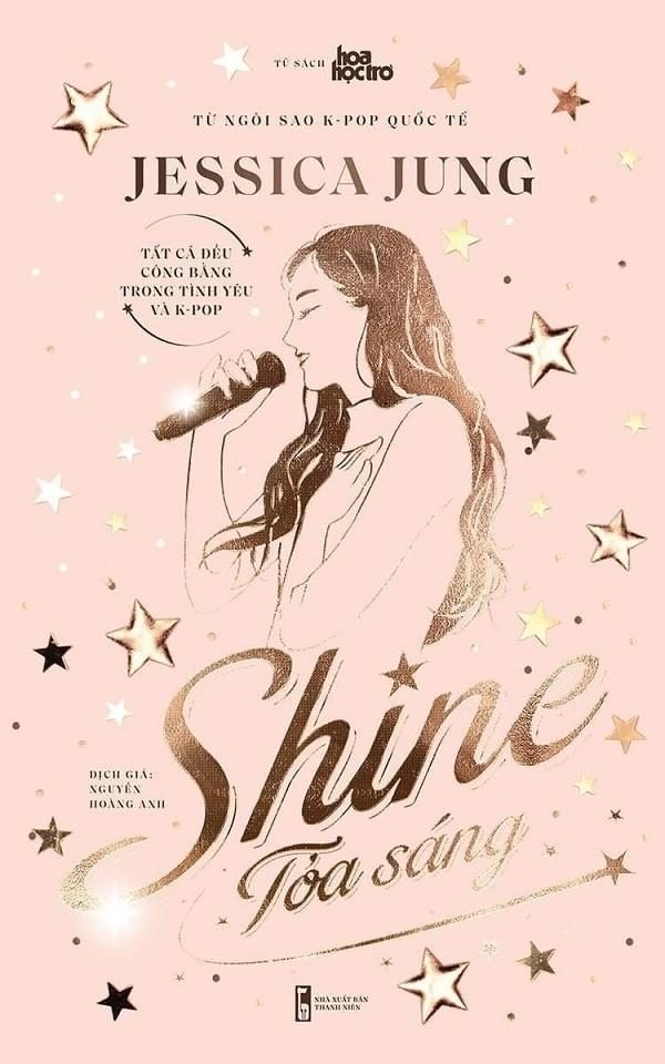 """3 lý do khiến fan K-Pop không thể bỏ qua cuốn tiểu thuyết """"Shine"""" của Jessica Jung ảnh 4"""