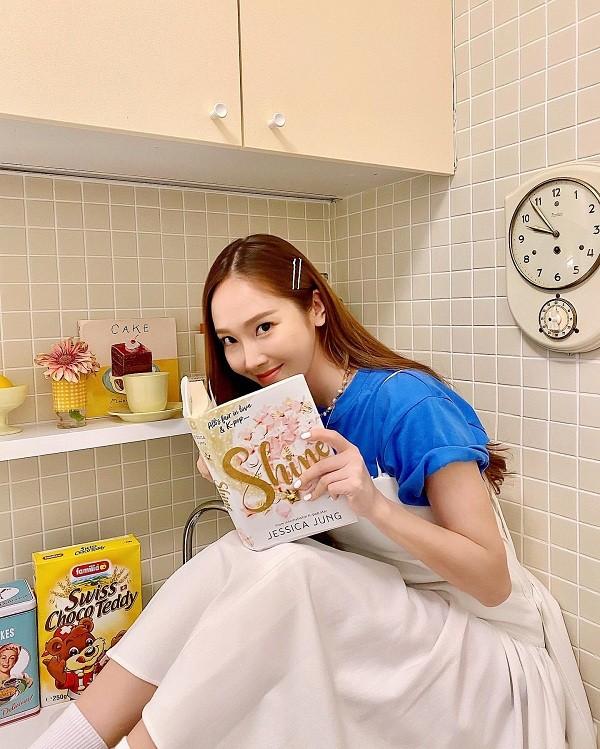 """3 lý do khiến fan K-Pop không thể bỏ qua cuốn tiểu thuyết """"Shine"""" của Jessica Jung ảnh 3"""