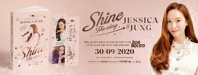 """Độc giả đáng yêu nhất của """"Shine"""": Không ai khác ngoài Krystal, luôn ủng hộ Jessica! ảnh 6"""