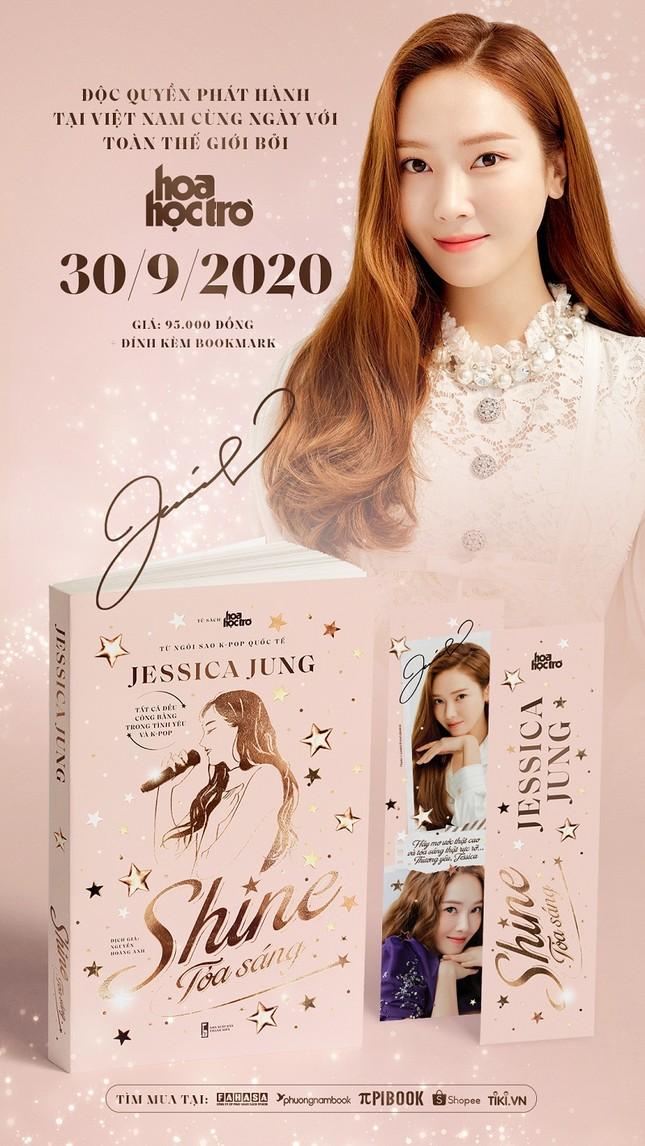 """3 lý do khiến fan K-Pop không thể bỏ qua cuốn tiểu thuyết """"Shine"""" của Jessica Jung ảnh 1"""