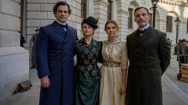 Những câu thoại hay xuất sắc, truyền cảm hứng từ phim về em gái của Sherlock Holmes ảnh 1