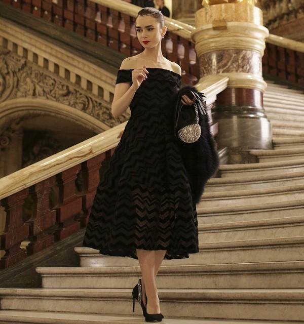 """Lily Collins và những bộ phim hóa thành """"nàng thơ"""" xinh đẹp nhất ảnh 17"""