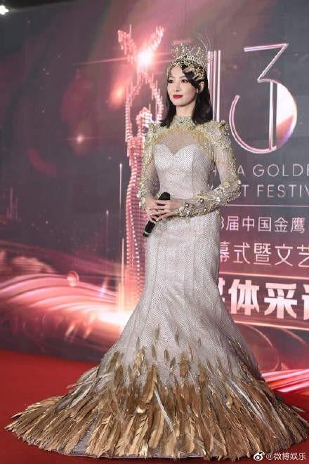 Đời buồn Nữ thần Kim Ưng Tống Thiến: Váy đã không đẹp, múa cũng bị chê xấu luôn! ảnh 3