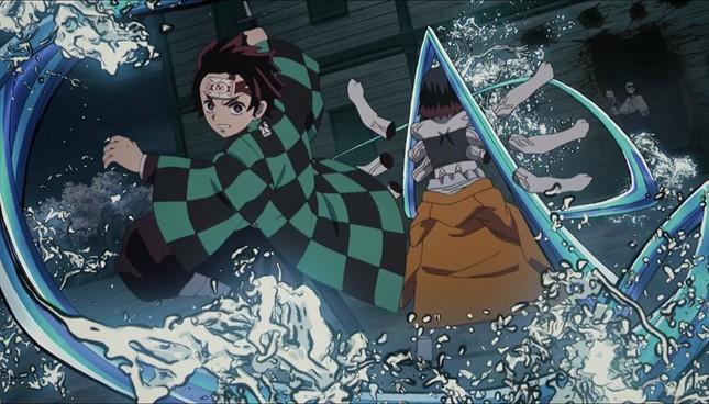 """Sức hấp dẫn của """"Kimetsu no Yaiba"""": Không thể thiếu đồ họa siêu đỉnh! ảnh 4"""