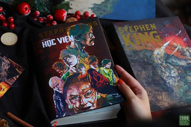 """""""Học viện"""" của Stephen King: Bỏ bùa những độc giả đam mê truyện kinh dị kì bí ảnh 1"""