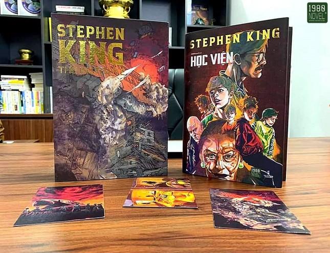 """""""Học viện"""" của Stephen King: Bỏ bùa những độc giả đam mê truyện kinh dị kì bí ảnh 2"""