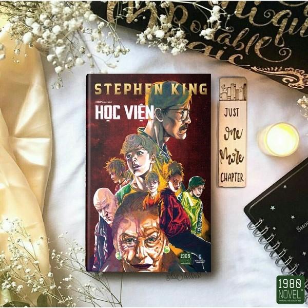 """""""Học viện"""" của Stephen King: Bỏ bùa những độc giả đam mê truyện kinh dị kì bí ảnh 4"""