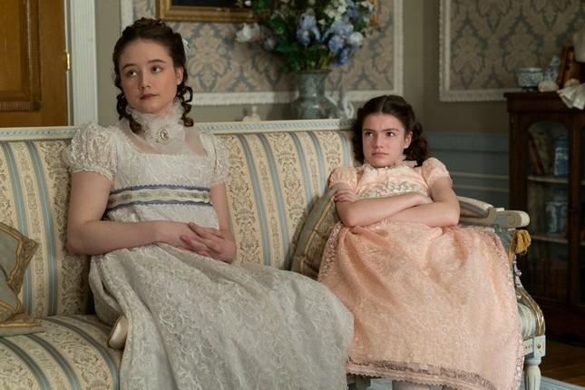 """Chân dung gia đình thượng lưu """"Bridgerton"""" của Netflix: Trai thì xinh, gái thì đẹp! ảnh 26"""
