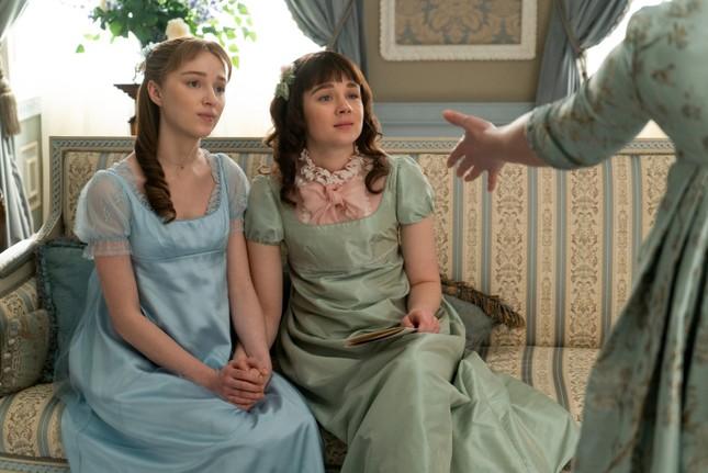 """Chân dung gia đình thượng lưu """"Bridgerton"""" của Netflix: Trai thì xinh, gái thì đẹp! ảnh 15"""