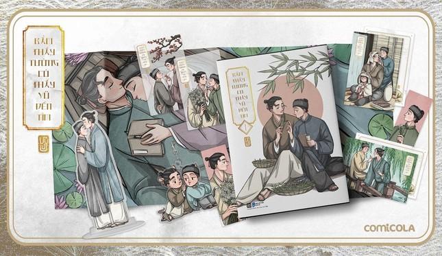 """""""Bẩm thầy Tường có thầy Vũ đến tìm"""" và """"Chuyện này chuyện kia"""": Ấn tượng truyện tranh Việt cổ trang! ảnh 1"""