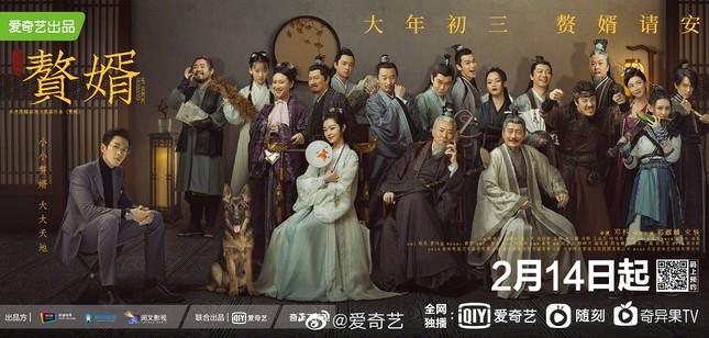 """Trương Nhược Quân làm cameo cực hài khi """"biến hình"""" thành Quách Kỳ Lân trong phim """"Ở Rể"""" ảnh 6"""