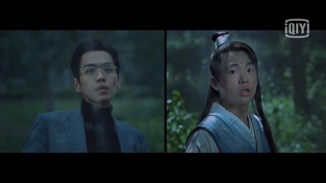"""Trương Nhược Quân làm cameo cực hài khi """"biến hình"""" thành Quách Kỳ Lân trong phim """"Ở Rể"""" ảnh 5"""