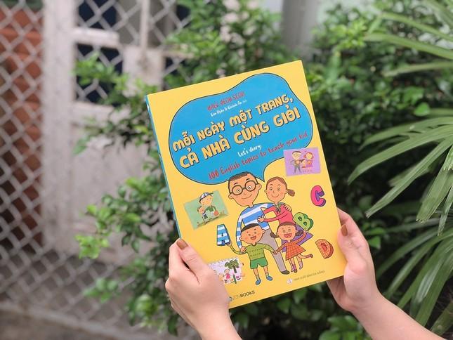 Cuốn nhật ký song ngữ Anh Việt giúp các độc giả nhí khơi dậy tiềm năng ngoại ngữ ảnh 3