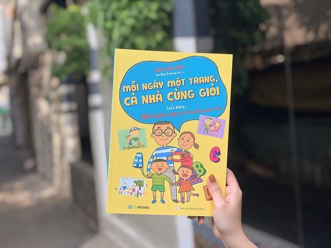 Cuốn nhật ký song ngữ Anh Việt giúp các độc giả nhí khơi dậy tiềm năng ngoại ngữ ảnh 2