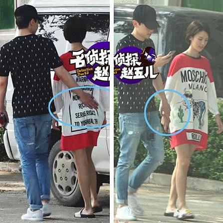 """Netizen lật lại tình sử của """"Âm Dương Sư"""" Đặng Luân giữa tin đồn là người thứ ba ảnh 2"""