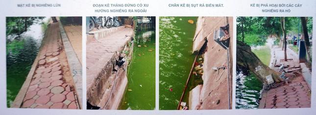 Hồ Gươm sẽ được chỉnh trang, lát đá như thế nào? ảnh 17