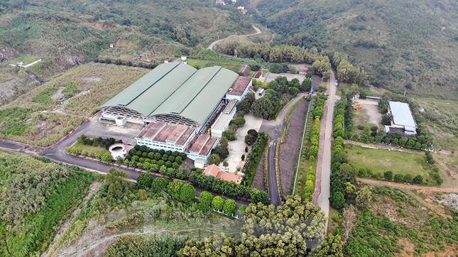 Toàn cảnh nhà máy nước sông Đà, nơi nguồn nước sạch cho Thủ đô đang bị đe dọa ảnh 1