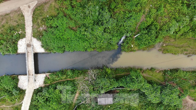 Toàn cảnh nhà máy nước sông Đà, nơi nguồn nước sạch cho Thủ đô đang bị đe dọa ảnh 8