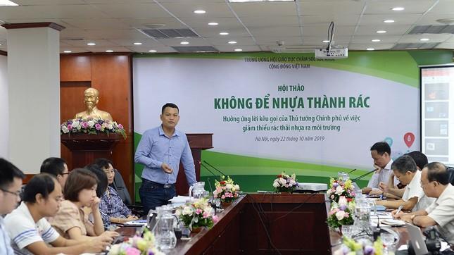 Coi rác thải nhựa là tài nguyên, Việt Nam sẽ thu về hàng tỷ USD ảnh 1