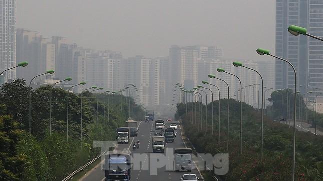 Hà Nội lại chìm trong ô nhiễm, khuyến cáo người dân hạn chế ra đường ảnh 6