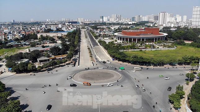 Bay trên đường đua F1 đang thành hình ở Hà Nội ảnh 6
