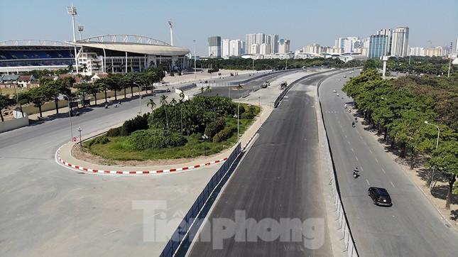 Bay trên đường đua F1 đang thành hình ở Hà Nội ảnh 8