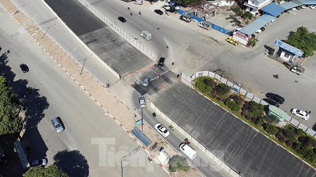 Bay trên đường đua F1 đang thành hình ở Hà Nội ảnh 12