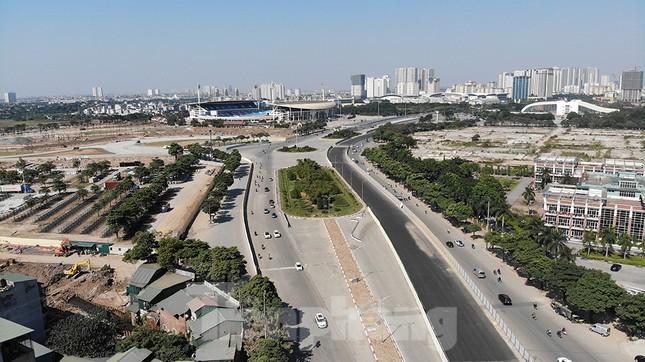 Bay trên đường đua F1 đang thành hình ở Hà Nội ảnh 13