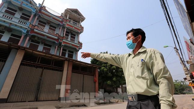 Cuộc sống trong thôn Hạ Lôi sau hơn mười ngày 'cấm cung' vì COVID-19 ảnh 5