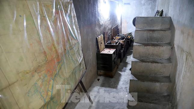 Bên trong hầm bí mật từng chứa hàng tấn vũ khí của biệt động Sài Gòn ảnh 8