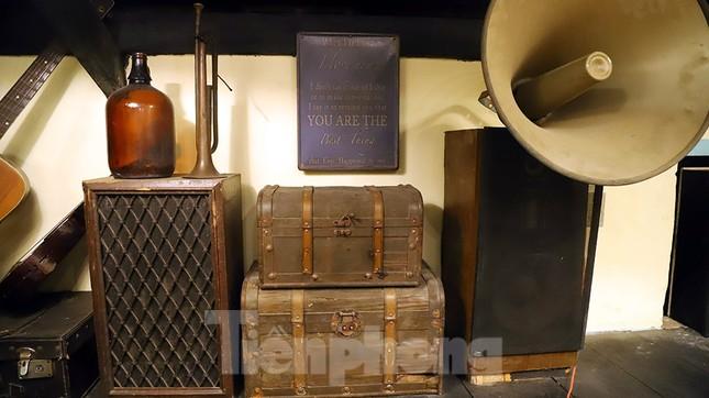 Bên trong hầm bí mật từng chứa hàng tấn vũ khí của biệt động Sài Gòn ảnh 10