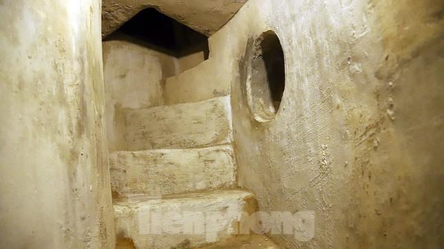 Bên trong hầm bí mật từng chứa hàng tấn vũ khí của biệt động Sài Gòn ảnh 6