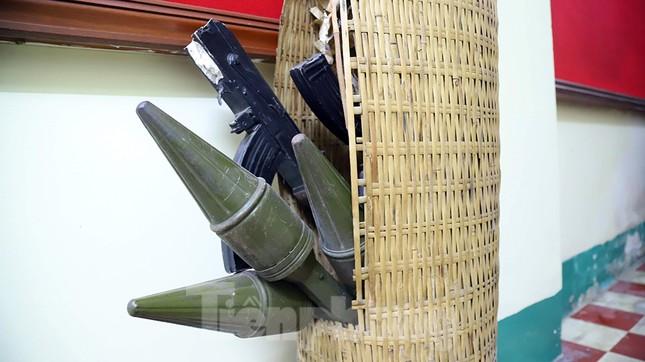 Bên trong hầm bí mật từng chứa hàng tấn vũ khí của biệt động Sài Gòn ảnh 11