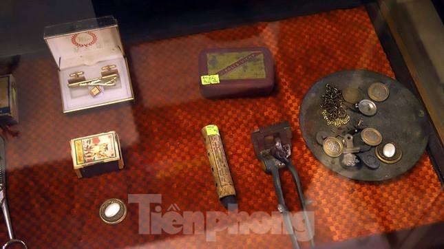 Bên trong hầm bí mật từng chứa hàng tấn vũ khí của biệt động Sài Gòn ảnh 15