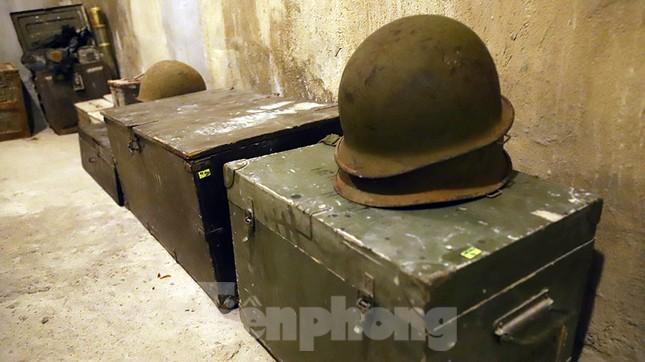 Bên trong hầm bí mật từng chứa hàng tấn vũ khí của biệt động Sài Gòn ảnh 9