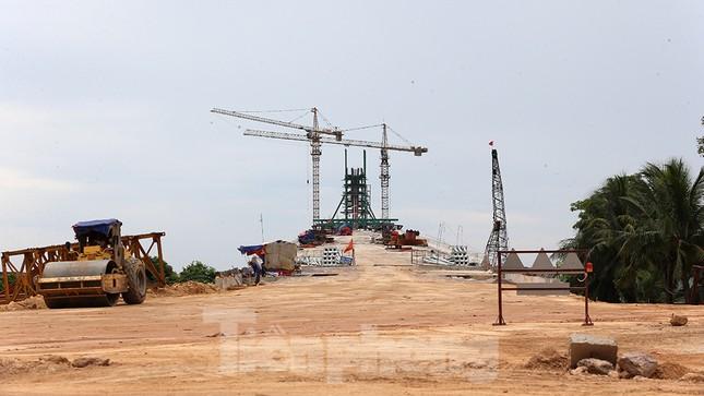 Khám phá cầu đường bộ dài nhất miền Trung nối Nghệ An và Hà Tĩnh ảnh 3