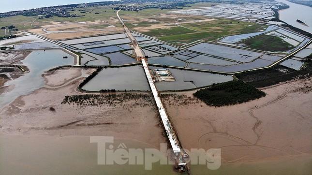 Khám phá cầu đường bộ dài nhất miền Trung nối Nghệ An và Hà Tĩnh ảnh 5